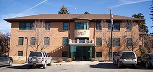 Cedar City Housing Building